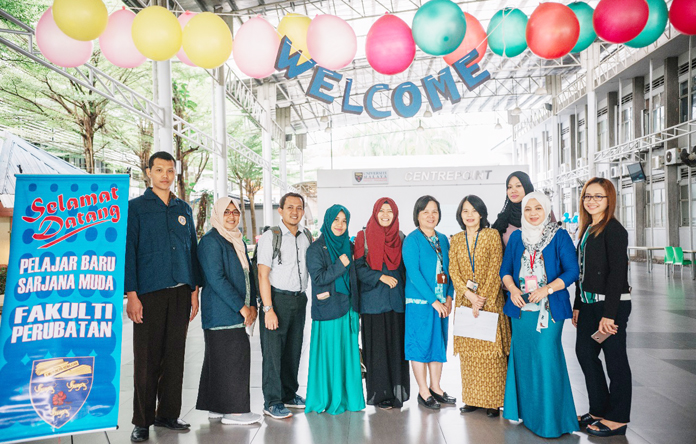1st Student & Staff Mobility Program ke Department of Nursing Universiti Malaya, Kuala Lumpur 1-13 Oktober 2017