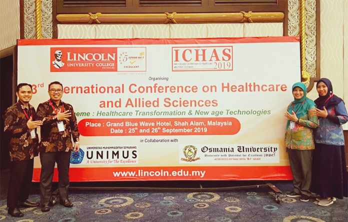 International Conference at Lincoln University of Malaysia