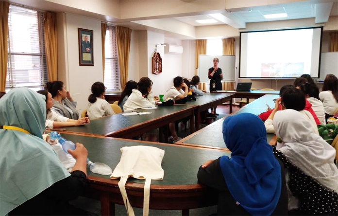 Kunjungan Fakultas Keperawatan Unair Ke Women And Child Hospital dan Royal Adelaide Hospital Bersama Flinders University
