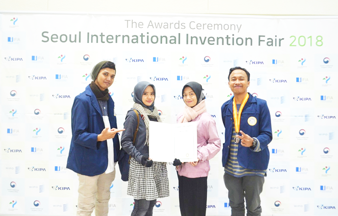Seoul International Invention Fair 2018